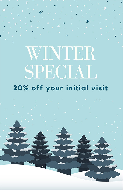 Winter Special at Pure Health Chiropractic Minneapolis MN