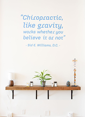 Chiropractic St. Paul MN Sid E Williams Quote
